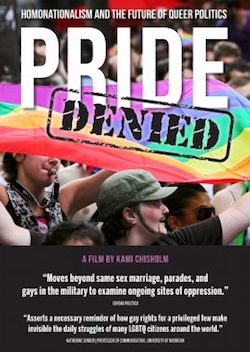 Pride Denied: Homonationalism & the Future of Queer Politics MAIN