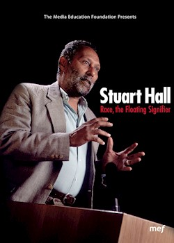 Stuart Hall: Race, The Floating Signifier documentary poster THUMBNAIL