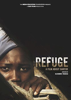 Refuge: A Film About Darfur documentary poster THUMBNAIL