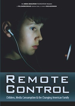 Remote Control: Children, Media Consumption & The Changing American Family documentary poster THUMBNAIL