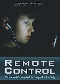 Remote Control: Children, Media Consumption & the Changing American Family MAIN