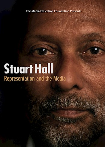 Stuart Hall: Representation & The Media documentary poster LARGE