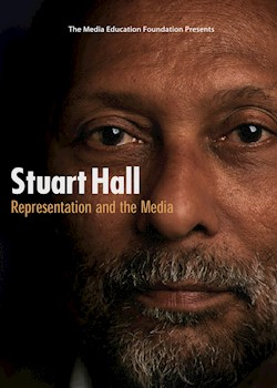 Stuart Hall: Representation & The Media documentary poster THUMBNAIL