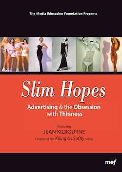 Slim Hopes: Advertising & The Obsession With Thinness documentary poster THUMBNAIL