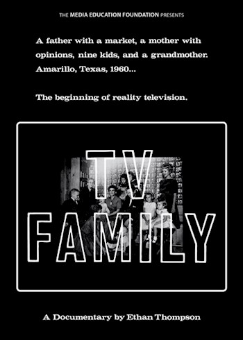 TV Family documentary poster LARGE