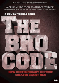 The Bro Code: How Contemporary Culture Creates Sexist Men documentary poster THUMBNAIL