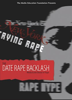 The Date Rape Backlash: Media & The Denial Of Rape documentary poster THUMBNAIL