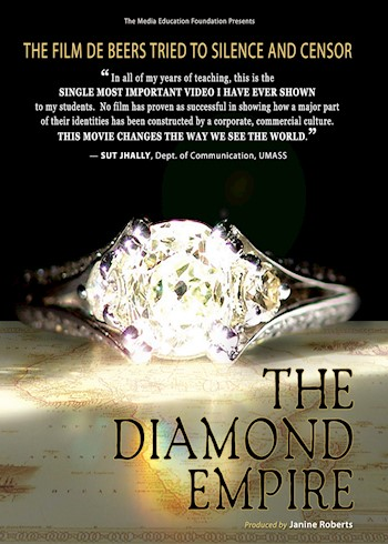 The Diamond Empire documentary poster LARGE