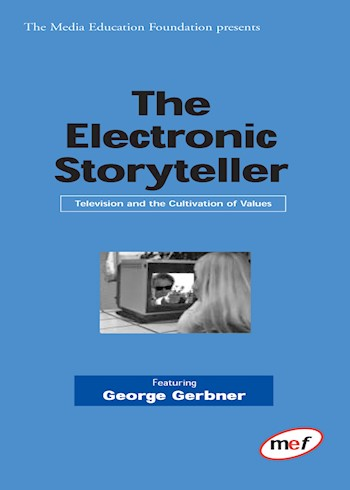 The Electronic Storyteller: Television & The Cultivation Of Values documentary poster LARGE