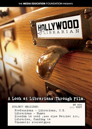 The Hollywood Librarian: A Look At Librarians Through Film documentary poster LARGE