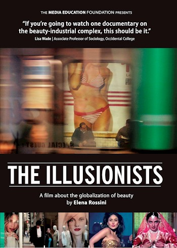 The Illusionists: A Film About The Globalization Of Beauty documentary poster LARGE