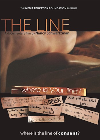 The Line documentary poster LARGE