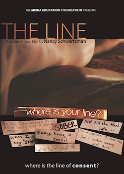 The Line documentary poster THUMBNAIL