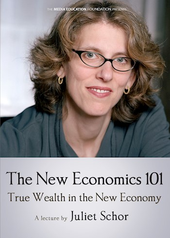The New Economics 101: True Wealth In The New Economy documentary poster LARGE