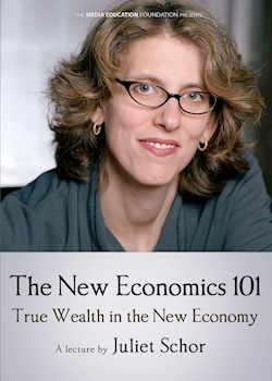 The New Economics 101: True Wealth In The New Economy documentary poster THUMBNAIL