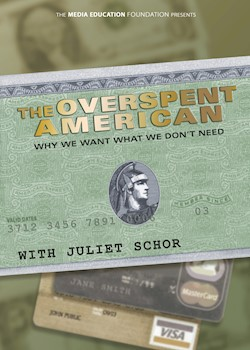 The Overspent American: Why We Want What We Don't Need documentary poster THUMBNAIL