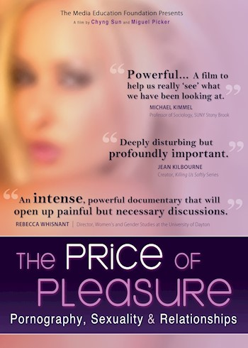 The Price Of Pleasure: Pornography, Sexuality & Relationships documentary poster LARGE