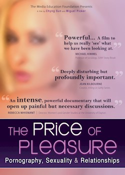 The Price Of Pleasure: Pornography, Sexuality & Relationships documentary poster THUMBNAIL