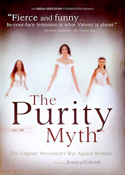 The Purity Myth: The Virginity Movement's War Against Women documentary poster THUMBNAIL