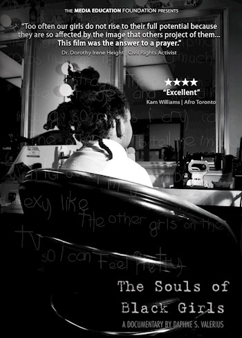 The Souls Of Black Girls documentary poster LARGE