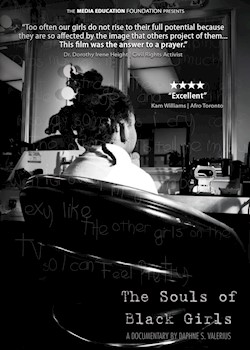 The Souls Of Black Girls documentary poster THUMBNAIL