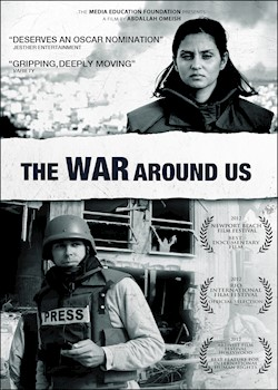 The War Around Us documentary poster THUMBNAIL