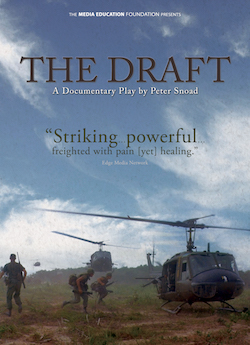 The Draft: A Documentary Play by Peter Snoad_MAIN