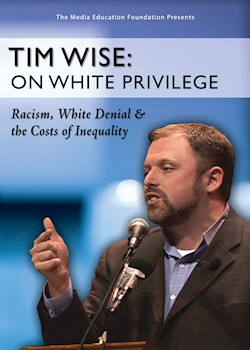 Tim Wise: On White Privilege documentary poster THUMBNAIL