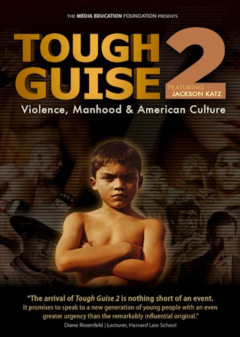Tough Guise 2: Violence, Manhood & American Culture documentary poster LARGE