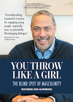 You Throw Like A Girl: The Blind Spot Of Masculinity documentary poster THUMBNAIL
