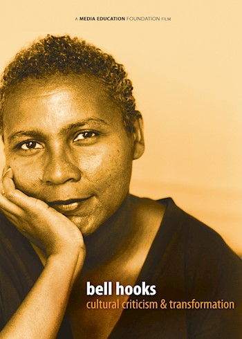 bell hooks: Cultural Criticism & Transformation documentary poster LARGE