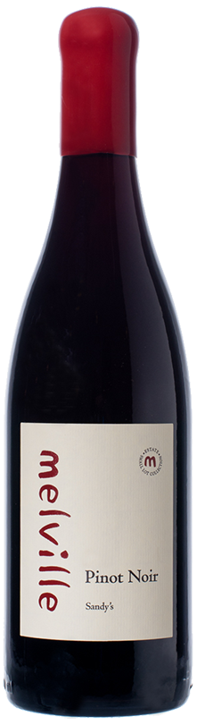 2017 Estate Pinot Noir - Sandy's - 95 points MAIN