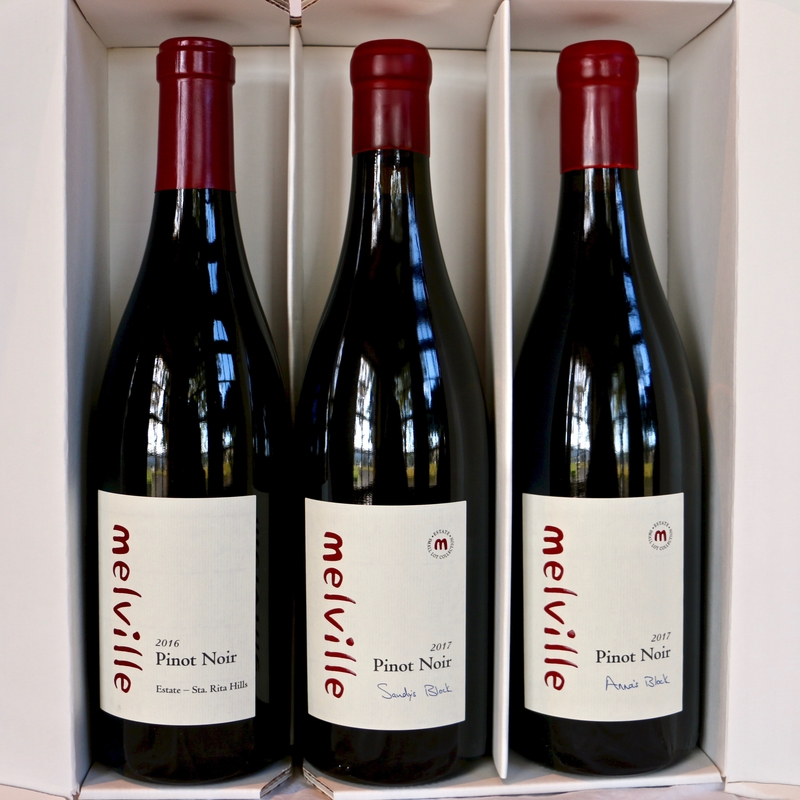 Holiday Estate Pinot Noir 3 Pack THUMBNAIL
