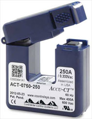 T-ACT-0750-050  50 Amp Split-Core Current Transformer - Accu-CT, 333mV for HOBO data loggers