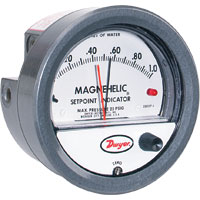 -SP  LED Setpoint Indicator for Magnehelic Gage MAIN