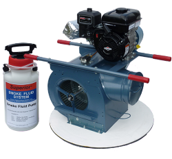 Superior Liquid Smoke Manhole Blowers