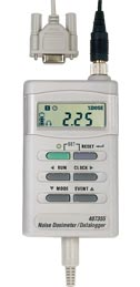 407355 Noise Dosimeter/Datalogger with PC Interface MAIN