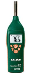 407732 Low/High Range Sound Level Meter