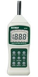 407750 Sound Level Meter with PC Interface