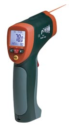 42560 IR thermometer w/ Wireless PC Interface MAIN