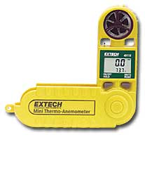 45118 Extech Mini Thermo-Anemometer
