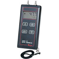 477AV Dwyer Digital Manometer
