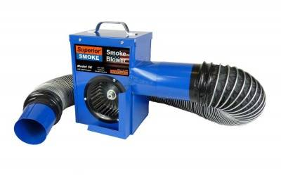 BUY 5E Superior Signal Electric Smoke Blower.  Locate sewer odor sources fast and effectively with safe smoke..