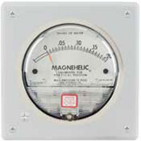 A-464  Flush Mount Kit  for Magnehelic Gage