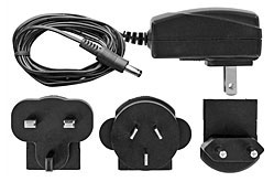 AC-ZW-1 AC Power Adapter for HOBO ZW Series from Onset