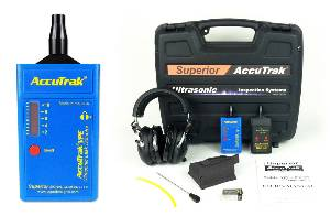 AccuTrak® VPE Ultrasonic Leak Detectors