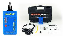 Superior AccuTrak® VPE Ultrasonic Leak Detector--Standard Kit