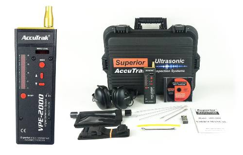 Superior AccuTrak® VPE-1000 Ultrasonic Leak Detector