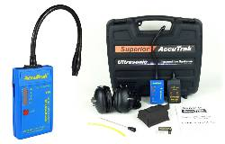 Superior AccuTrak® VPE-GN Ultrasonic Leak Detector--Pro-Plus Kit with GooseNeck Probe and Hard Hat Headphones