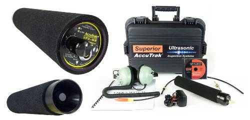 AccuTrak® VPX-WR Ultrasonic Leak Detector with Dynamic Noise Discrimination MAIN